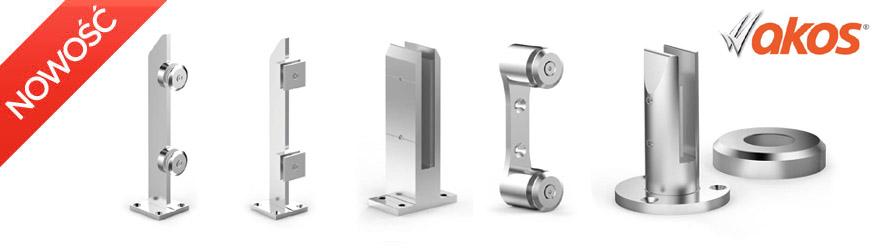 Cudowna AVIS Elementy balustrad | Balustrady systemowe | Balustrady LU07